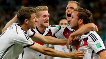 Германия – төрт дүркін Әлем Чемпионы!