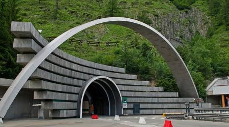 Тауды тесіп жасалған туннель туралы білесіз бе?