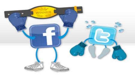 Неге Туиттер Фейсбукпен бақталаса алмайды?