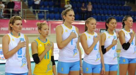 Қазақстандық волейболшылар хорват әуедопшы аруларынан ұтылды