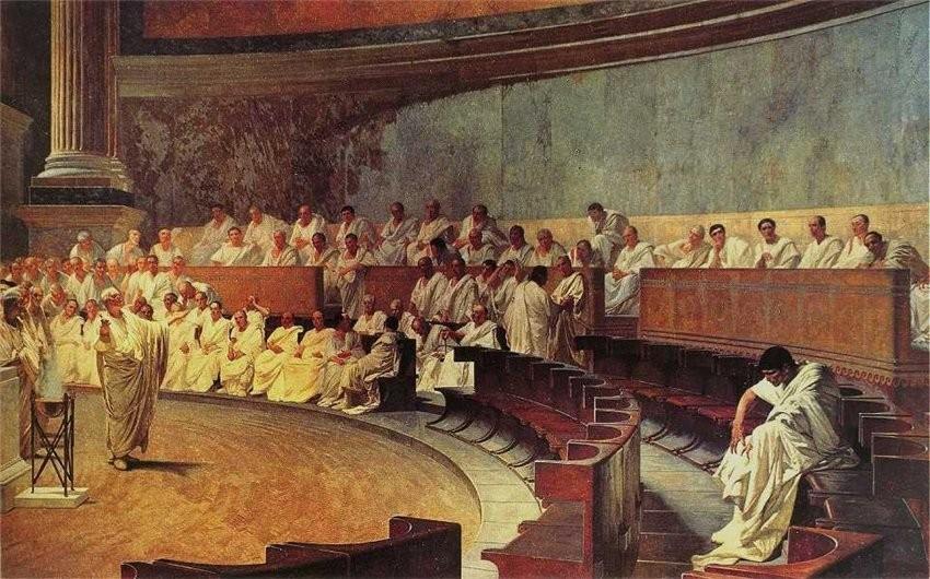 Цицеронның қанатты сөздері