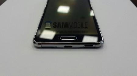 Ғаламторда Samsung Galaxy S5 Alpha смартфонының алғашқы суреттері пайда болды