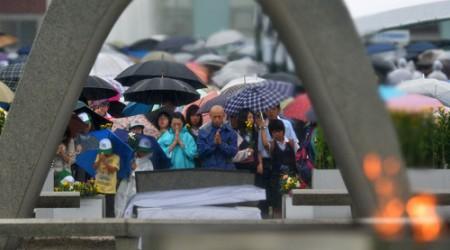 Хиросимада болған жарылысқа 69 жыл