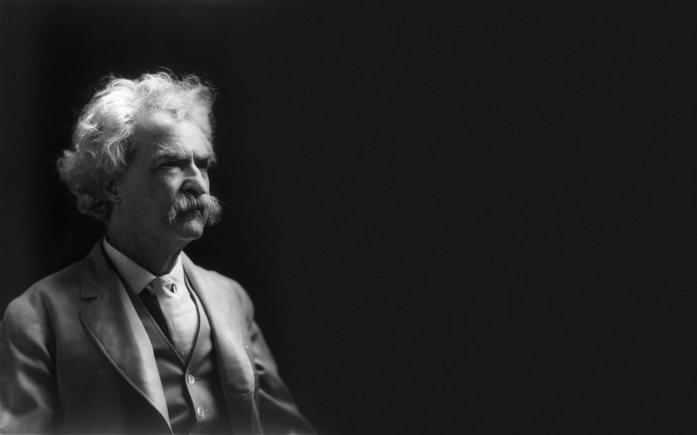 Марк Твеннің насихаты