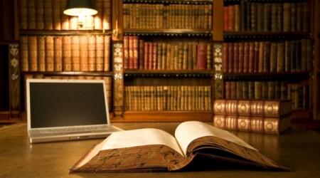 Кітап пен кітапхана туралы қызықты деректер