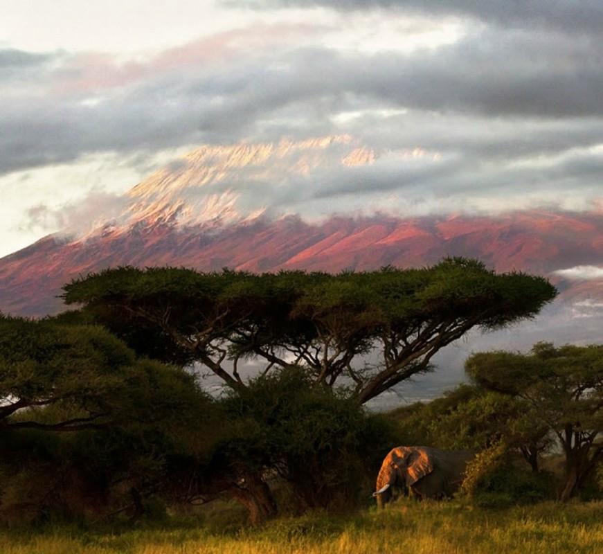 Кения - ғажайып мекен