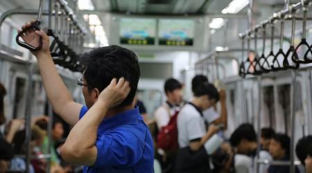 Сеул метросына саяхат