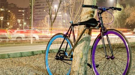 Ешқашан ұрланбайтын велосипед