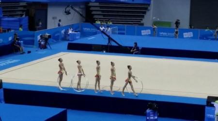Көркем гимнастикадан Қазақстан құрамасы қола жүлде еншіледі