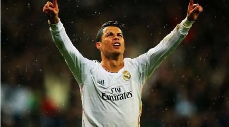 Роналду - Еуропаның ең үздік футболшысы!