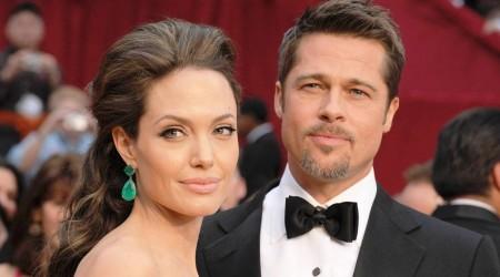 Брэд Питт пен Анджелина Джоли заңды түрде некелесті