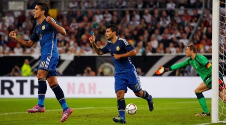 Аргентина финалда кеткен есесін қайтарды