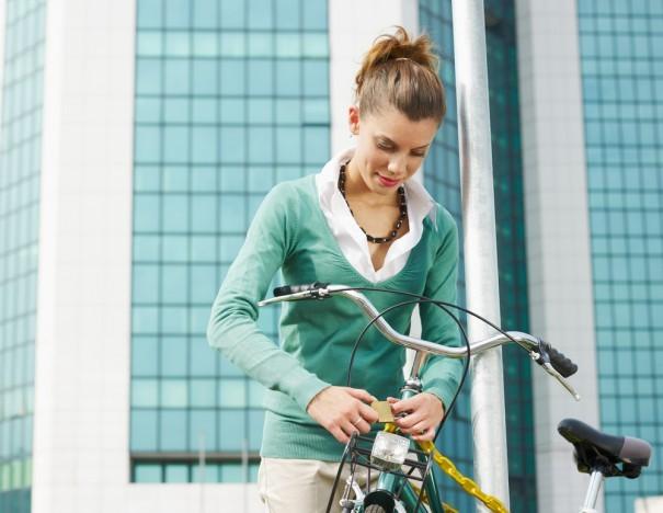 Велосипедтің жұмыстағы сәттілікке әсері
