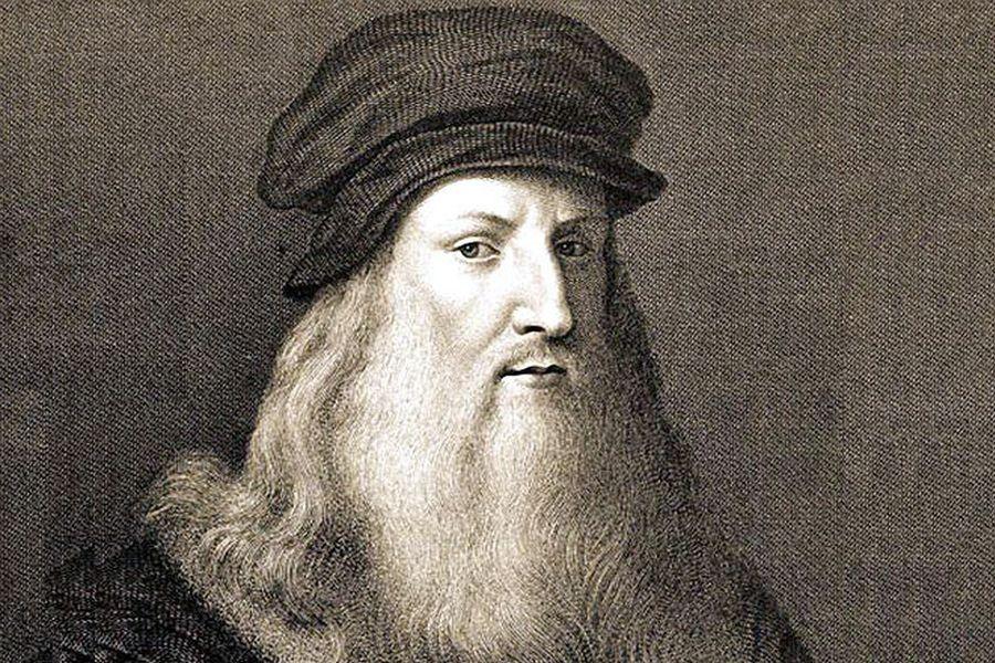 Леонардо Да Винчи туралы аңыз әңгімелер