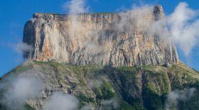 Mont Aiguille: Сұлу шың