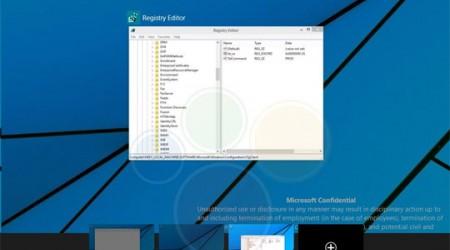 Windows 9 мультидесктопты тәртіпте жұмыс істейтін болады