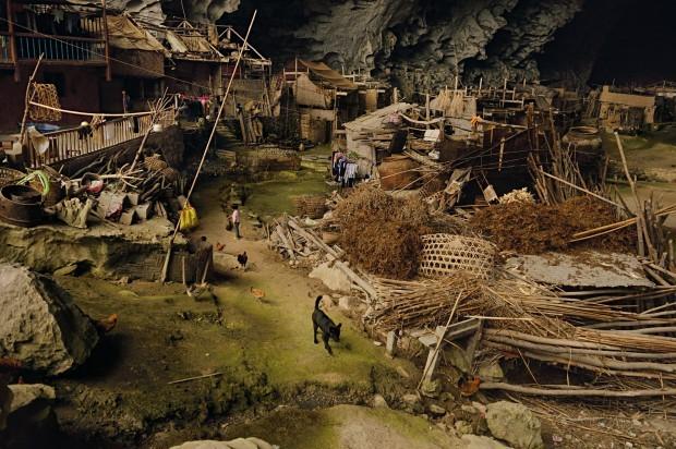 3 миллион қытайлық үңгірде өмір сүреді