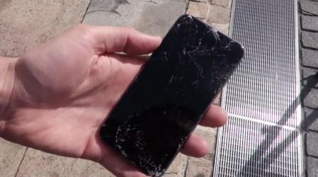 Apple смартфондарына алғашқы краш-тест (Видео)