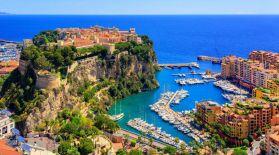 Монако - әлемдегі ең кішкентай мемлекет