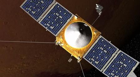 NASA спутнигі Марс орбитасына жетті