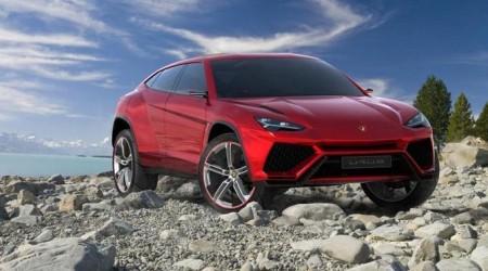 Lamborghini жаңа джип ұсынады