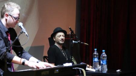 Алматыда Глеб Самойловтың қатысуымен концерт өтті