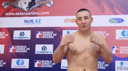 Astana Arlans боксшысы WSB сериясының финалында өнер көрсетеді