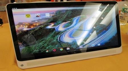 36 сантиметрлік планшет жасалады