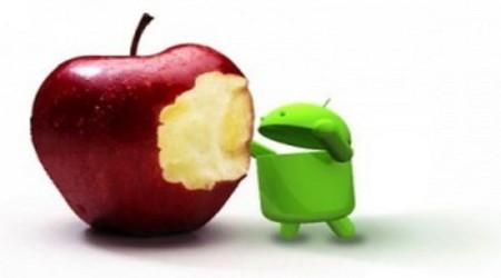 Android Apple-дің тағы бір үлесін еншілеп алды