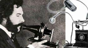 Ең алғашқы телефон қалай пайда болды?