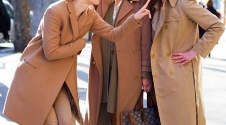 Күзгі пальто қандай киіммен үйлесімді?