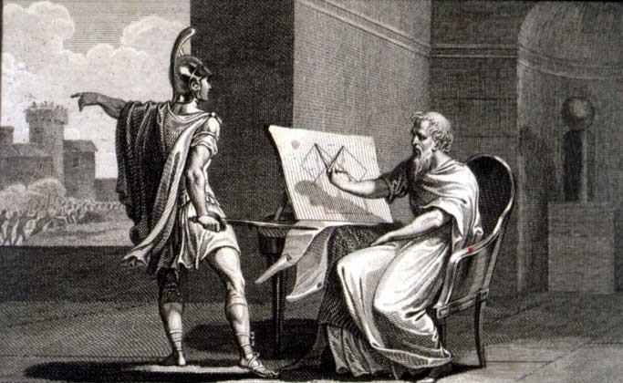 Эврика! Немесе әмбебап ғалым Архимед