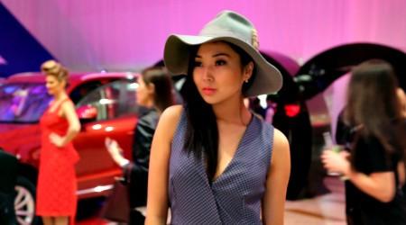 KFW: Kamila Kurbani топтамасында Алматы мен Астана қалаларының образы көрініс тапқан