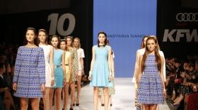 Украиналық дизайнер Қазақстанға жаңа топтамасын ұсынды
