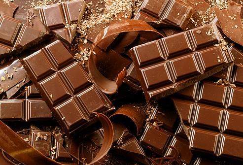 Шоколад пен мінез
