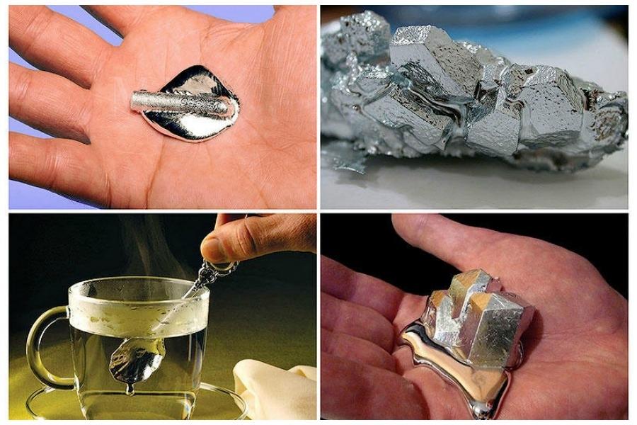 Қолда еритін галлий металы туралы не білесіз?