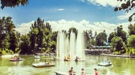 Алматы қаласының тамаша көріністері