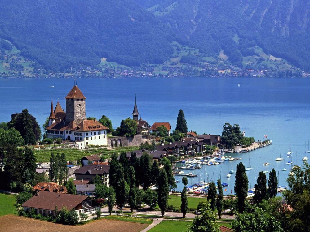 Швейцария - жердегі жұмақ