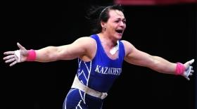 Олимпиада чемпионына әлемдік додаға қатысу бұйырмады