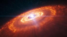 Галактикамызда Жаңа Күн жүйесі қалыптасты