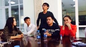 ҚазҰУ студенттері Арман Әлменбеттің «Мимырт» романын талдады