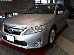 Жаңа Toyota Camry