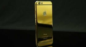 АҚШ-та алтын корпусты iPhone 6 сатылымға шықты