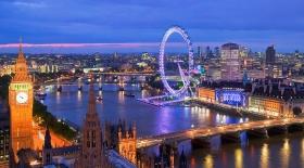 Сабақ жоспары: London and Astana (Ағылшын тілі 8-сынып)