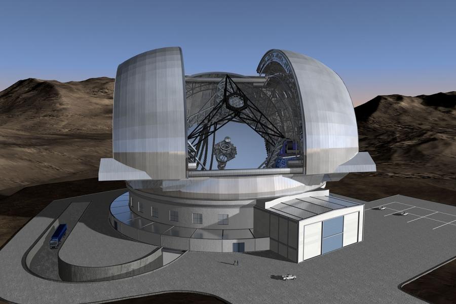 Әлемдегі ең үлкен телескоп салынады