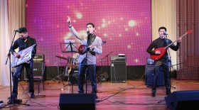 «Sharapat» тобының алғашқы үнтаспасының тұсаукесер концерті өтті