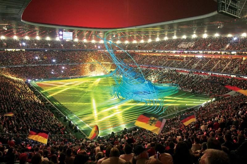 Әлемдегі ең үлкен футбол стадиондары