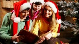 Жаңа жыл қарсаңында оқуға болатын кітаптар