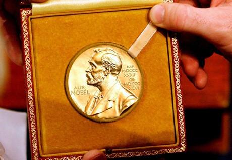 Нобель сыйлығының мөлшері 20 %-ға кеміді