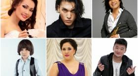 Қазақ әншілерінің 2014 жылғы басты жетістіктері